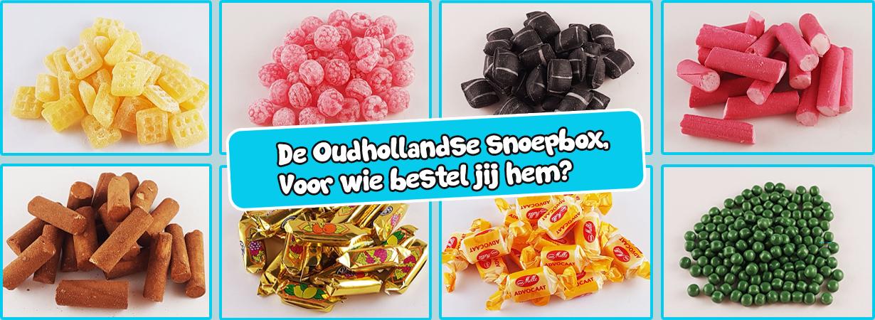 De Oud Hollands Snoep Box