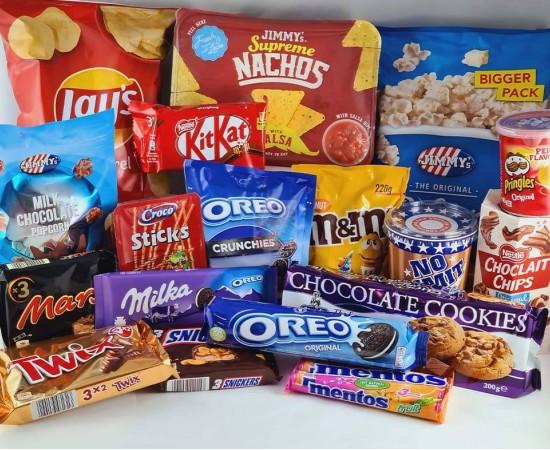 De Snack Box